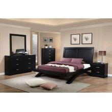 Raven Black Bedroom
