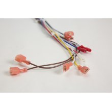 DCC Wire Harness - 8 Pin to Spade Connectors - V2