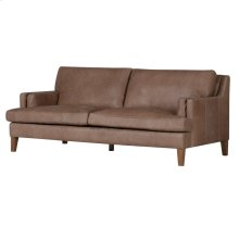 Francis Sofa-natural Washed Clay