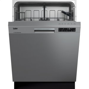 BekoFront Control, Pocket Handle Dishwasher, 5 Programs, 48 dBA