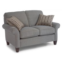 Westside Fabric Loveseat