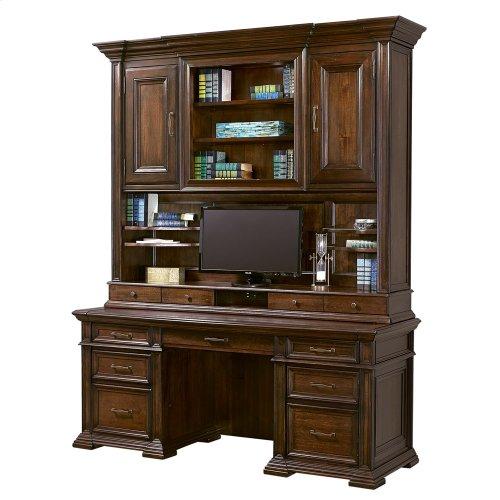 """74"""" Credenza Desk"""