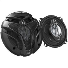 "drvn ZX Series Coaxial Speakers (5.25"", 3 Way)"