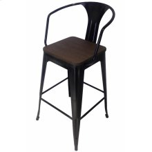 Industrial Bar Stool