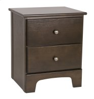 Dover 2 Drawer Night Stand Product Image