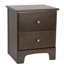 Dover 2 Drawer Night Stand