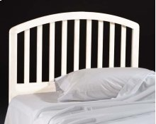 Carolina White Twin Headboard