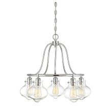 Allman 5 Light Chandelier