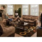 Chaise Rocker Recliner - Chocolate Product Image