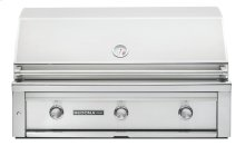 """42"""" Sedona by Lynx Grill Built In Grill with 1 ProSear1 Burner, 2 SS Tube Burner LP"""