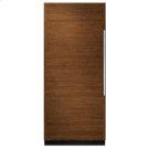 """36"""" Built-In Refrigerator Column (Left-Hand Door Swing) Product Image"""
