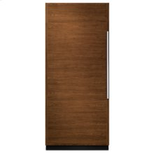 """36"""" Built-In Refrigerator Column (Left-Hand Door Swing)"""