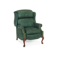 Haworth Wing Chair Recliner