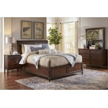 Avignon Birch Cherry Twin Trundle