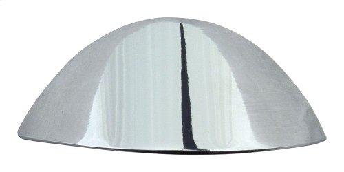 Ola Cup Pull 1 1/4 Inch (c-c) - Polished Chrome