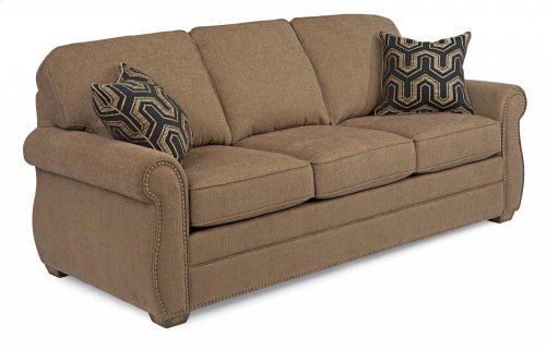 Whitney Fabric Sofa with Nailhead Trim