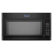 Maytag® OVER-THE-RANGE MICROWAVE WITH SENSOR COOKING - 2.0 CU. FT. - Black