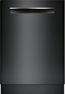 "500 Series 24"" Flush Handle Dishwasher 500 Series- Black SHP865WD6N"