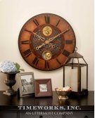 Simpson Starkey Wall Clock Product Image