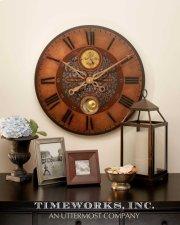 Simpson Starkey Wall Clock Product Image