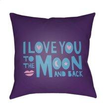 """Love To Moon QTE-049 18"""" x 18"""""""