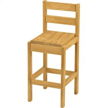 Bar Chair, Wood