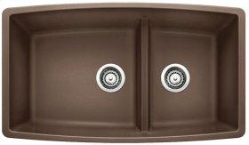 Blanco Performa 1-3/4 Medium Bowl - Café Brown