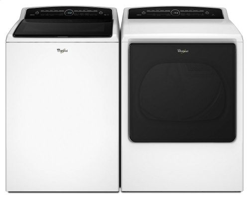 RED HOT BUY!8.8 cu.ft Top Load HE Electric Dryer with Advanced Moisture Sensing, Intuitive Touch Controls