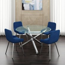 Solara II/Cassidy 5pc Dining Set