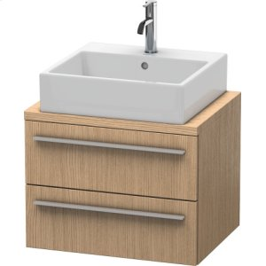 X-large Vanity Unit For Console Compact, European Oak (decor)