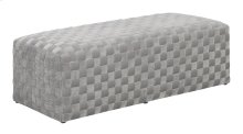 Emerald Home U1108-36-03 Jamison Upholstered Bench, Granite