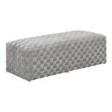 Emerald Home U1108-36-03 Jamison Upholstered Bench, Granite