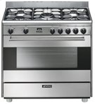 """Free-Standing Dual Fuel Range, Approx 36"""", Stainless Steel Product Image"""
