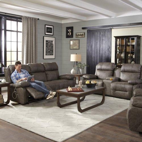 TELVA COLL. Power Reclining Sofa
