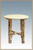 Montana Log Bistro Table Product Image