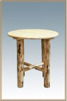 Montana Log Bistro Table Product Image