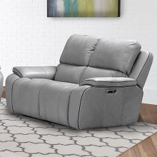 Potter Mist Power Loveseat