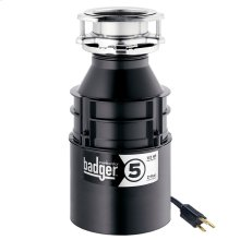 Badger 5 Garbage Disposal - With Cord
