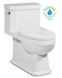 White OCTAVE One-Piece Toilet 1.28gpf, Elongated
