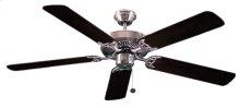52' 5-Blade NK Fan - Matte Black Blades