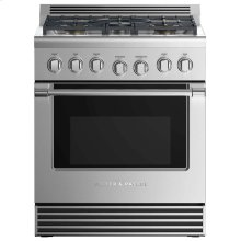 "Gas Range 30"", 5 Burners"