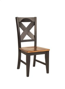 Quinton X Back Side Chair