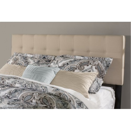 King Delaney Bed In One - Linen