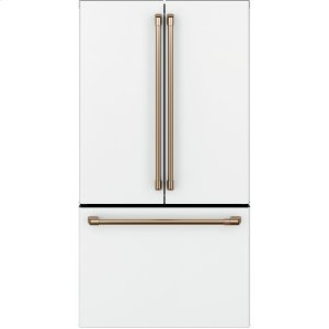 GEENERGY STAR ® 23.1 Cu. Ft. Counter-Depth French-Door Refrigerator
