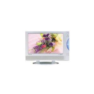 "Panasonic15"" Diagonal Widescreen LCD TV/DVD Combination"