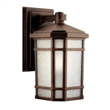"Cameron 10.75"" 1 Light Wall Light Prairie Rock"