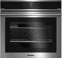 """30"""" Single Wall Oven, self clean, cool touch glass, stainless"""