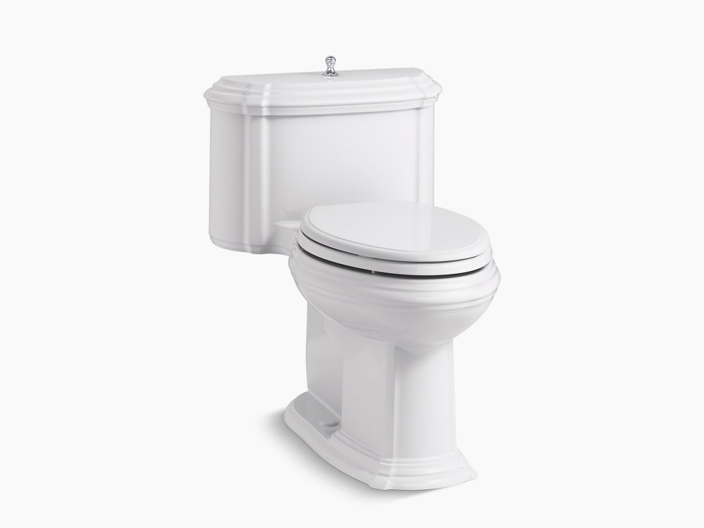 White Toilet With Black Seat. White Comfort Height One piece Compact Elongated 1 28 Gpf Toilet With  Aquapiston Flush Technology Kohler K38260 Studio41