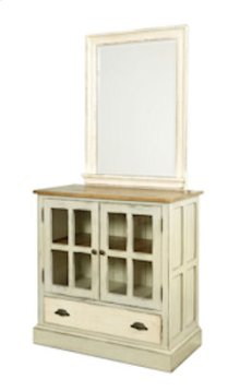 Chateau Hall Chest & Mirror