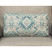 Kidney Pillow - Turnstall Aqua Product Image